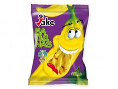 "Жев.мармелад ""Бананы в сахаре"" 100гр х 12 /JAKE Испания/"