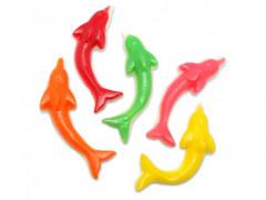 """Мармелад жев. """"Гигантские Дельфины разноцветные"""" 1кг х 12 /ROYPAS Испания/"""