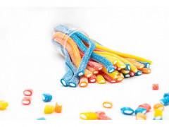 "Жев.мармелад ""Палочки МАКСИ разноцветные в сахаре"" 1,6кг х 6 /JAKE Испания/"