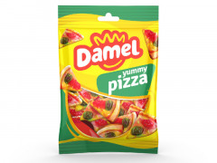 """Мармелад жев. HALAL """"Пицца"""" 70гр х 18шт /DAMEL Испания/"""