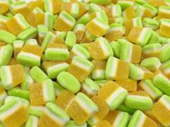 """Мармелад жев. HALAL """"Дольки ананас"""" 1кг х 12 /DAMEL Испания/"""