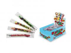 "Жев.мармелад ""Палочки FRUTMAN разноцветные 7гр"" (кислые) 200шт х 6 / Jake Испания"