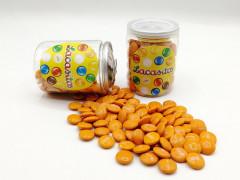 Драже GOLD из белого шоколада с карамелью 1кг х 4шт /LACASA/ Испания/