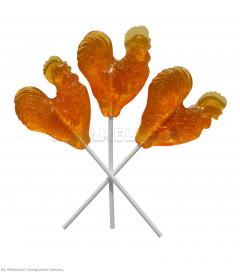 Леденцы Золотой петушок 40гр * 80 шт (2бл * 40шт)